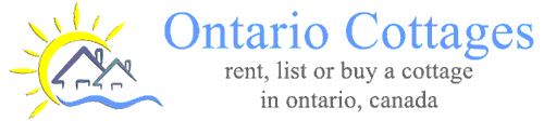 Ontario cottages; rent, list or buy an Ontario Cottage.